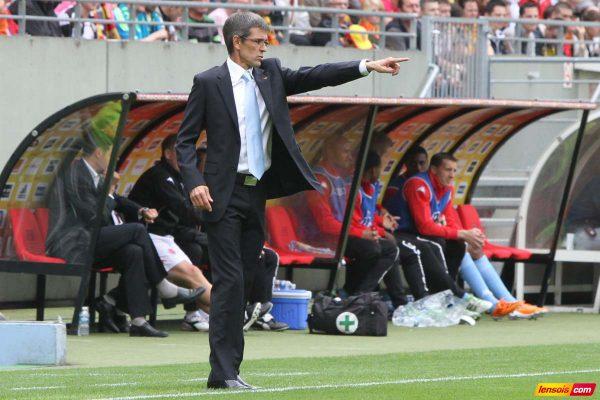Le même défi à Troyes qu'au RC Lens pour Garcia ?