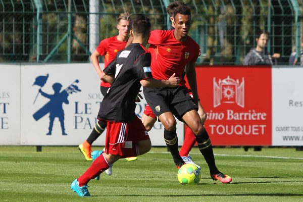 Jean-Philippe Gbamin remercie le RC Lens