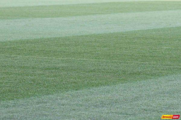 N. Le Graët : « Les clubs doivent avoir une belle pelouse »