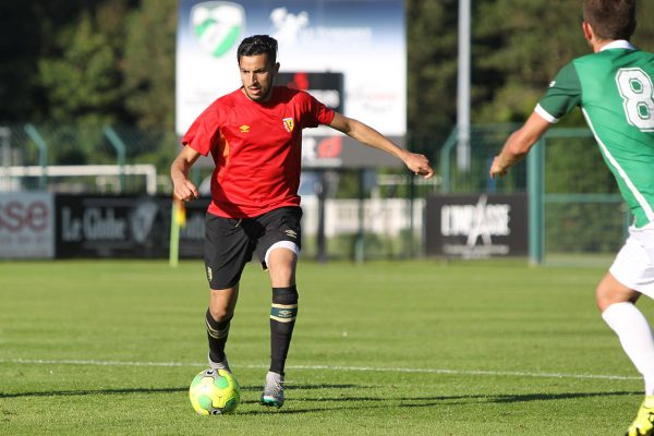 Abdellah Zoubir marque les esprits avec le RC Lens