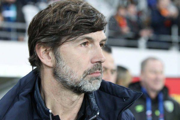 Eric Sikora de retour au RC Lens en tant qu'entraîneur des U19 !