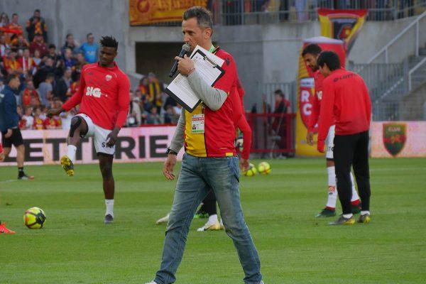 [ITW] Cyril Jamet : « Revivre les frissons de RC Lens-Dijon »
