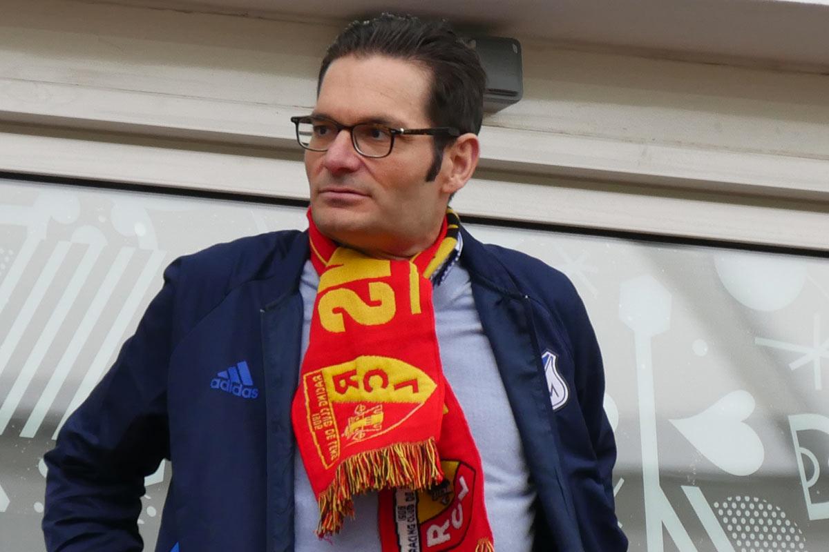 Mercato estival du RC Lens, actionnariat, socios : le point de Joseph Oughourlian - Lensois.com