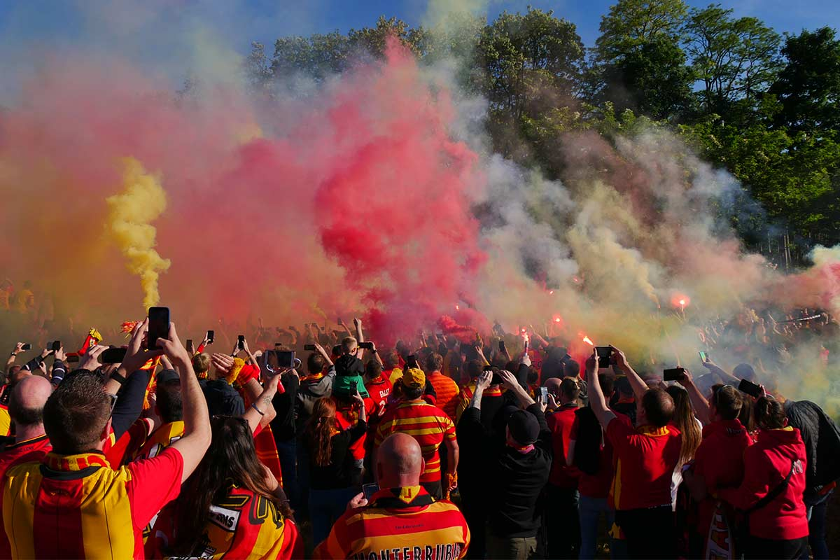 B. Moukandjo : « Pressé de vivre l'ambiance de Bollaert avec le maillot du RC Lens »