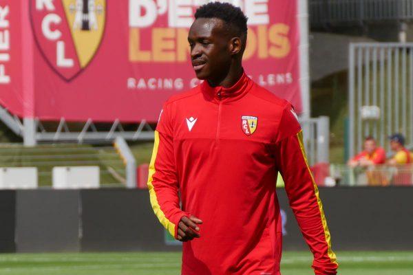 Formé au RC Lens, Moussa Sylla vers Caen