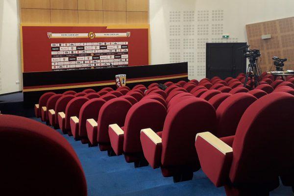 Revivez la conférence de presse du RC Lens avant la réception de Metz
