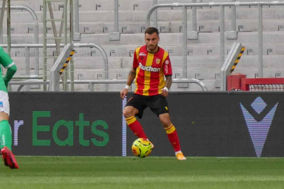 Jonathan Clauss : « Quel honneur de porter ce maillot du RC Lens » - Lensois.com