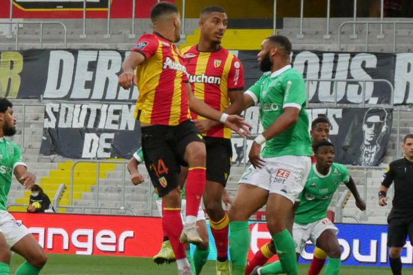 Le RC Lens glisse dans la 2e partie du classement des défenses de Ligue 1