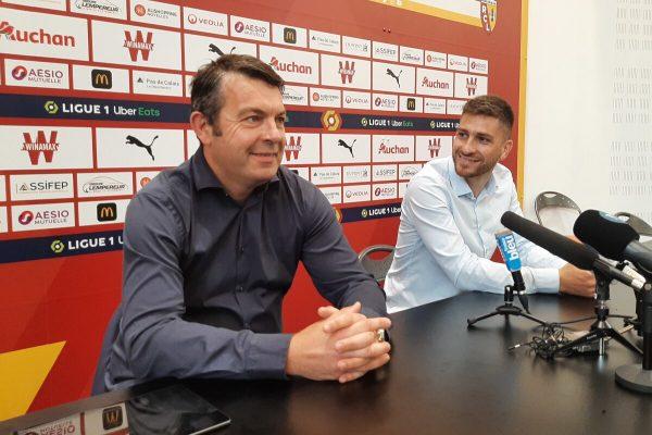 Arnaud Pouille : « L'objectif est de stabiliser le club en Ligue 1 »