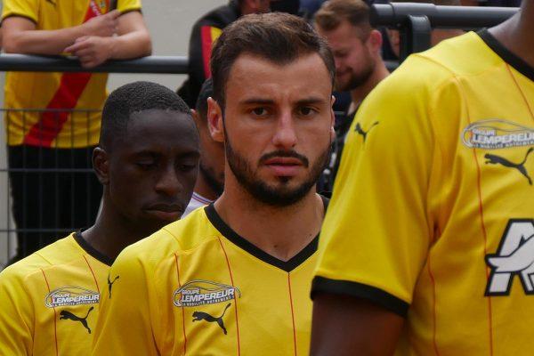 [Amical n°7 / RC Lens-Udinese (4-1)] Jonathan Clauss, un homme dans le match