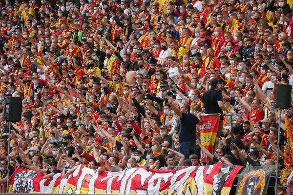 3e meilleure affluence de France ce week-end pour Bollaert et le RC Lens face à Lille !