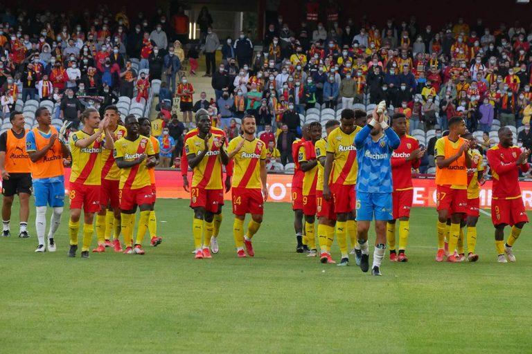 Montpellier-RC Lens : le groupe lensois, avec Samba Sow et le jeune Malcom Musquet !
